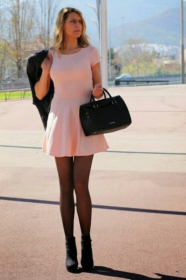Vestidos En Color Rosa Palo Beauty And Fashion Ideas