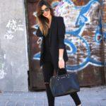 32 Outfits con blazer negro ¡Mira como combinarlos!