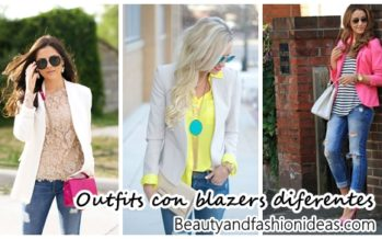 33 Outfits con blazers en diferentes estilos