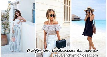 42 Outfits con las mejores tendencias del verano