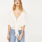Blusas de super moda primavera-verano 2017