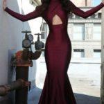 Los 33 vestidos largos mas elegantes del 2017