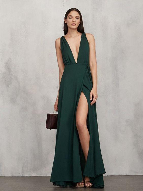 Los 33 Vestidos Largos Mas Elegantes Del 2017 17 Beauty