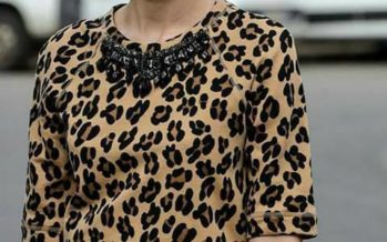 Outfits con estampado animal print