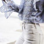 Outfits con olanes ¡Una de las tendencias del 2017!