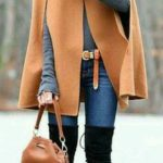 Outfits para combinar bolsas color camel