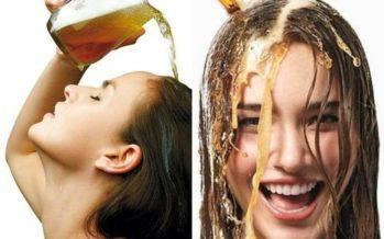 Repara tu cabello utilizando cerveza
