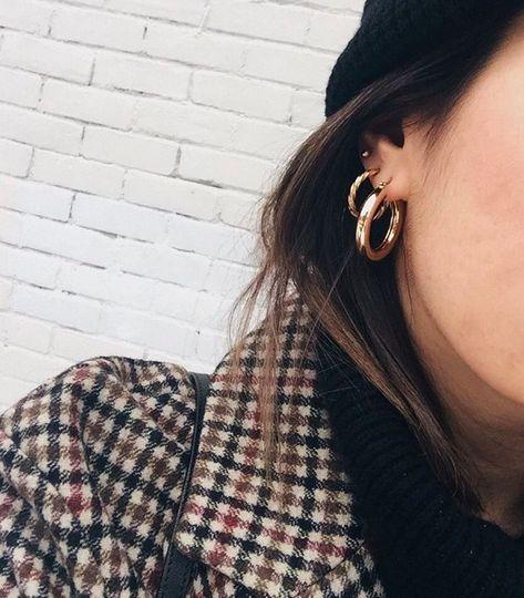 Aretes de moda 2017 para mujer