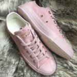 Dale a tu look un toque femenino con estos zapatos color rosa