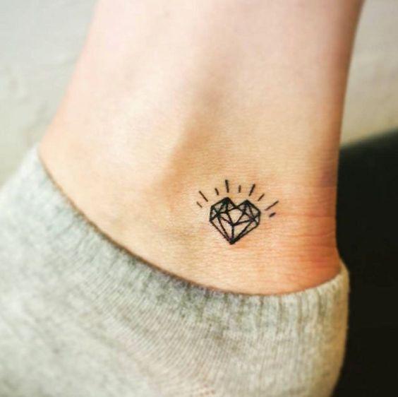 Disenos De Tatuajes Pequenos Para Chicas Discretas 25 Beauty And