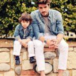 Outfits en conjunto para papá e hijo ¡Se verán increíbles!