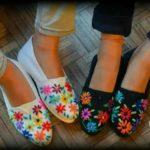 Sandalias estilo étnico ¡Tendencias primavera-verano!
