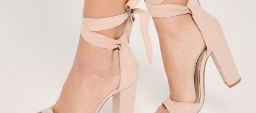 Zapatos en tonos nude que combinan con todo