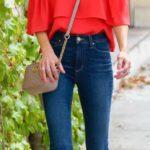 Blusas de moda con hombros descubiertos