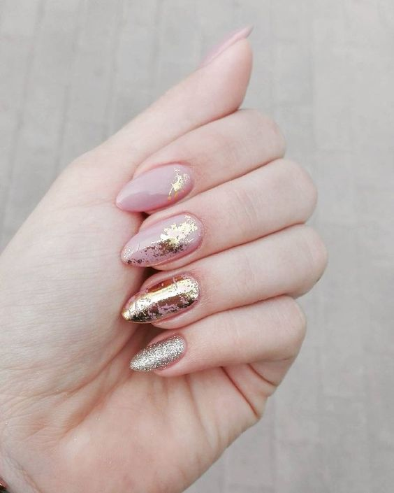 Diseños de uñas 2017