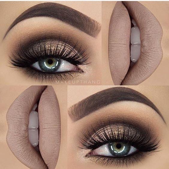 Maquillaje nude ¡Tienes que intentarlo!