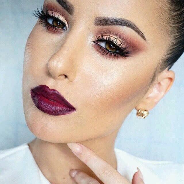 Maquillaje Para Morenas 14 Beauty And Fashion Ideas