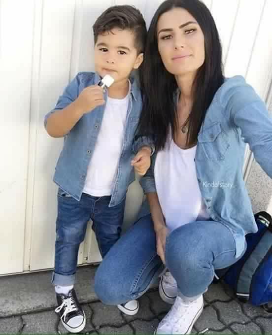 Outfits en conjunto mama e hijo ¡Te van a encantar!