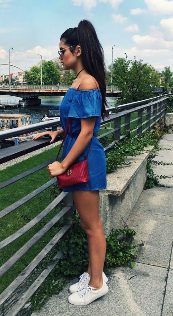 Outfits para chicas de tez morena