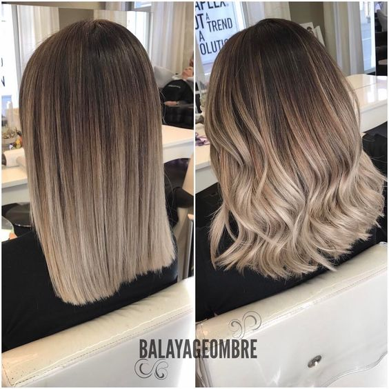 Balayage Para Morenas Pelo Corto 3 Beauty And Fashion