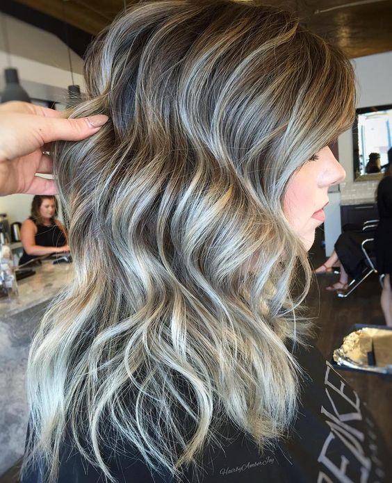 ¿Qué es el Balayage en el pelo?