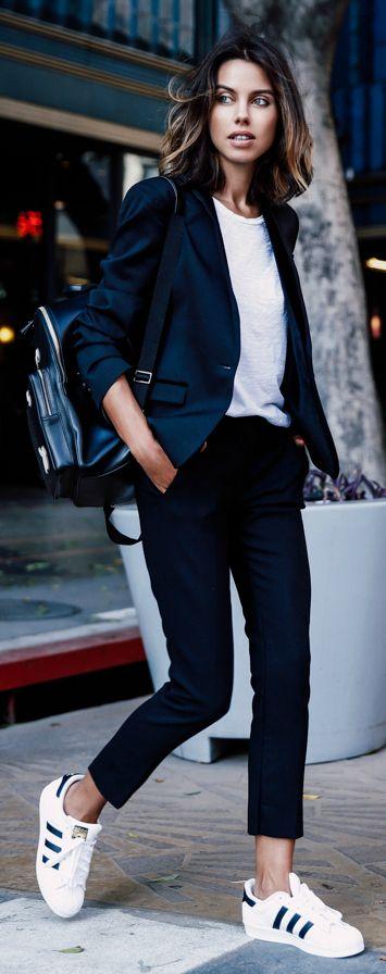 Outfits con blazers ¡Te encantarán!