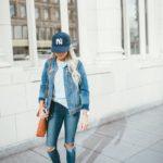 Outfits con chaquetas de mezclilla