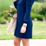 Tendencias en outfits color azul marino