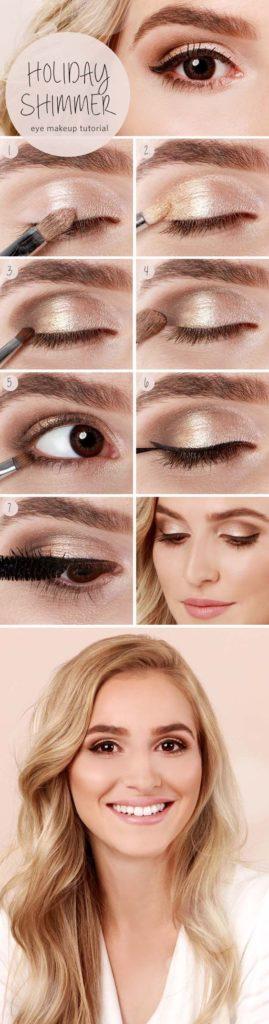 Como lograr un maquillaje natural facil