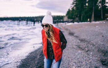 Outfits con gorrito o sombreros para otoño – invierno 2017