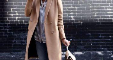 Abrigos y sueters de moda para este otoño – invierno 2017