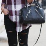 Looks con camisas a cuadros otoño - invierno 2017 (11)