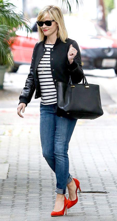 4e879a64e9 moda casual para mujeres de 40 años