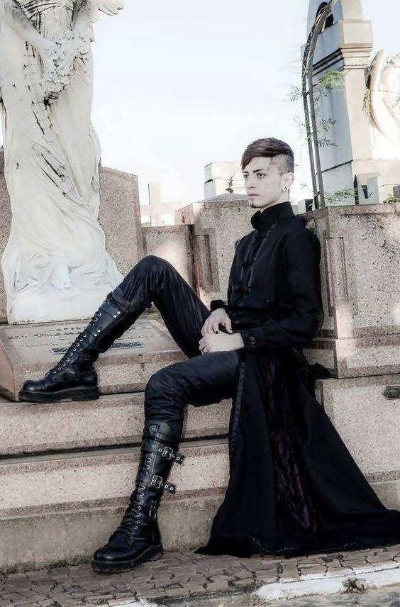 consejos para vestir gotico