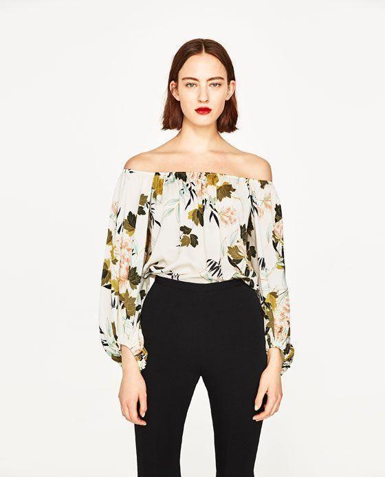 Moda verano blusas 2018