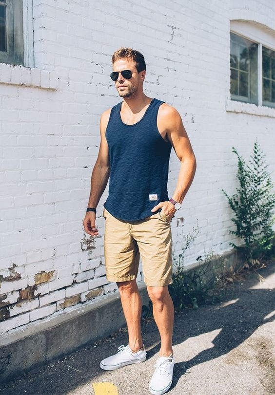 Moda verano para hombres