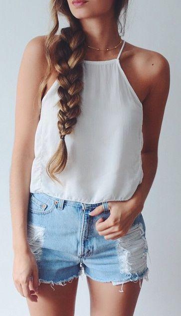 Moda verano shorts