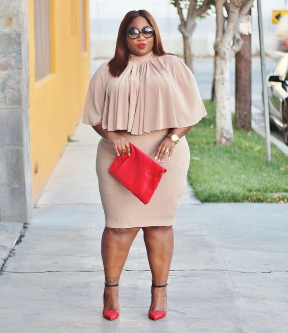 vestidos para chicas curvy
