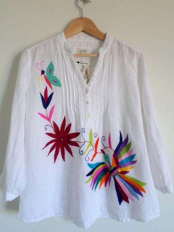 Blusas bordadas modernas4