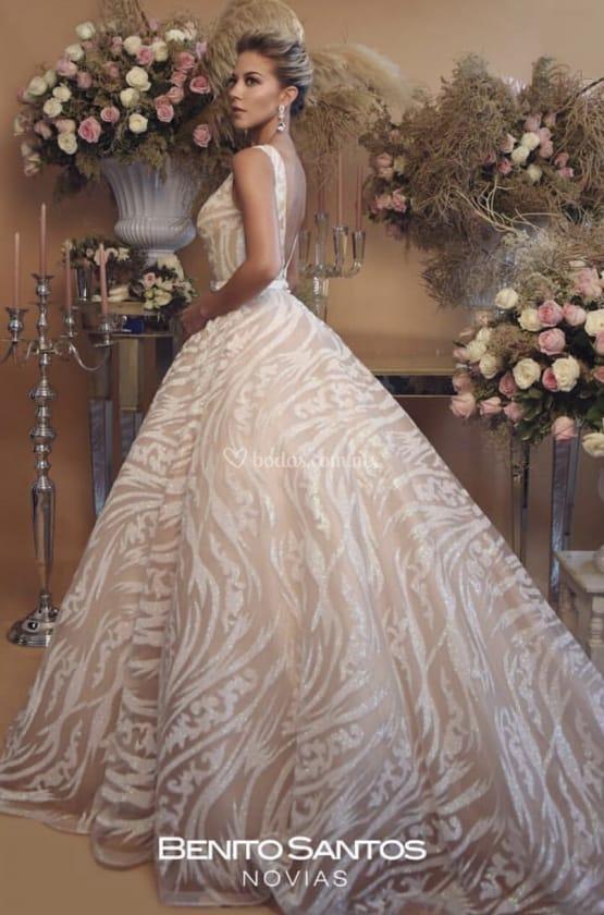 benitos santos vestidos