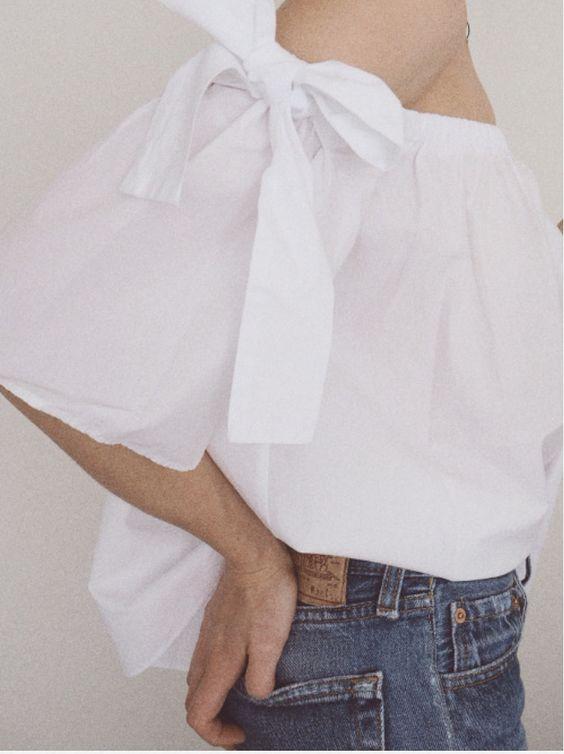 blusas de mujer para primavera 2018