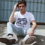 camiseta aeropostal para hombre