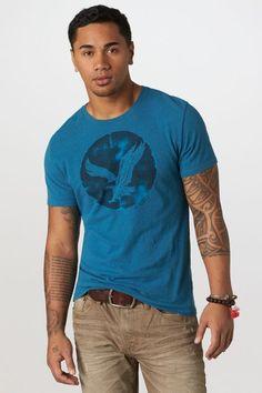 camiseta american eagle para hombre