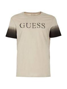 camiseta guess para hombre