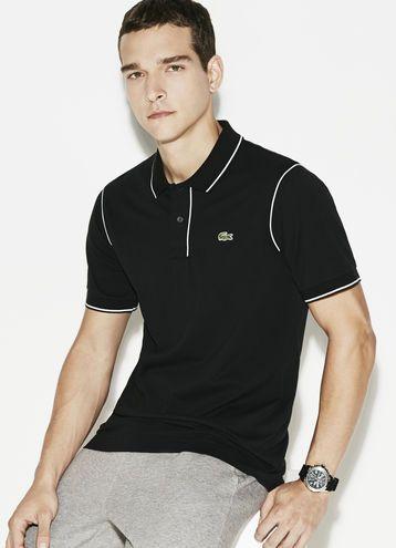 camiseta lacoste para hombre
