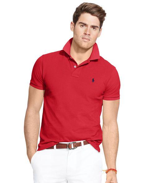 camiseta polo para hombre