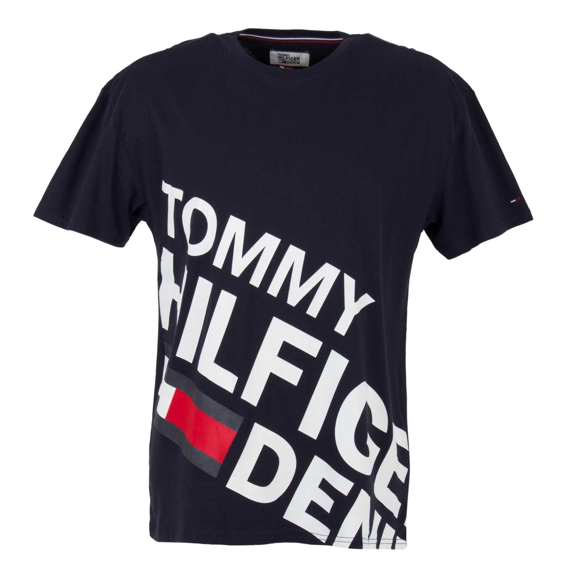 camiseta tommy hilfiger para hombre