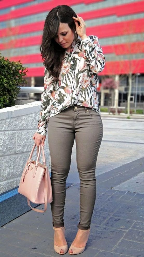 Outfits con camisas juveniles | Beauty and fashion ideas Fashion Trends Latest Fashion Ideas ...