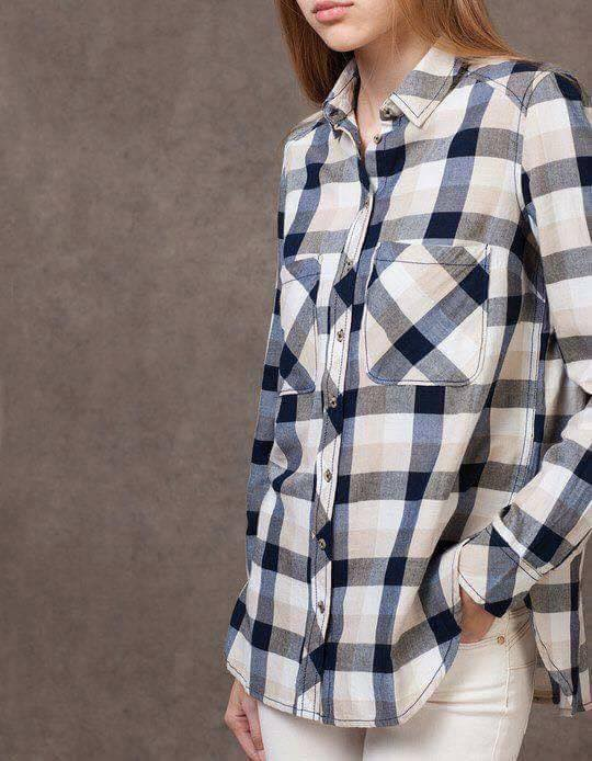 Outfits con camisas juveniles