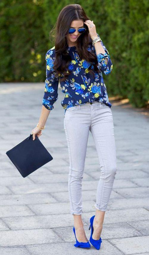 Outfits con camisas modernas